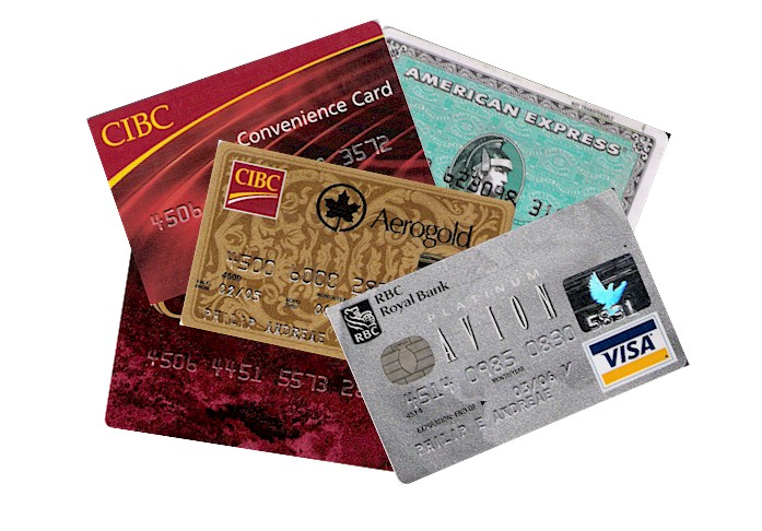My Canadian Payment Cards