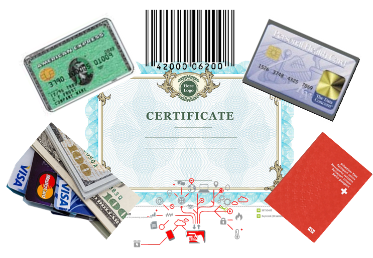 In the Digital world certificates replace so many things